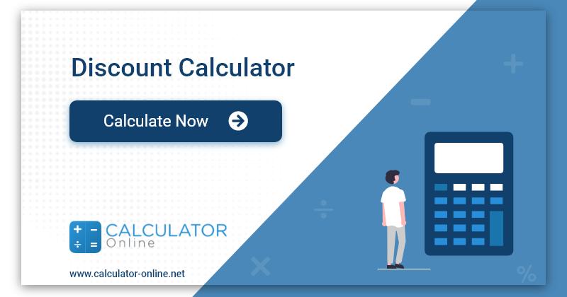 طريقة حساب نسبة الخصم