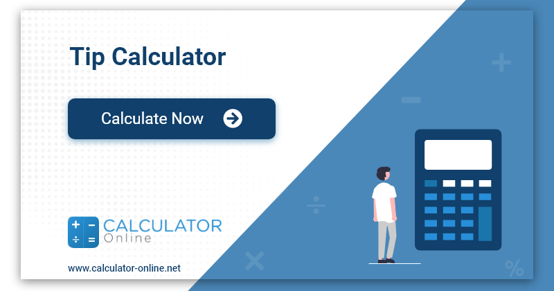 Tip Calculator How Much To Tip On Shared Combine Bill
